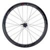 Zipp 303 Firecrest V3 Carbon Clincher - Ruedas - trasero 24 agujeros negro